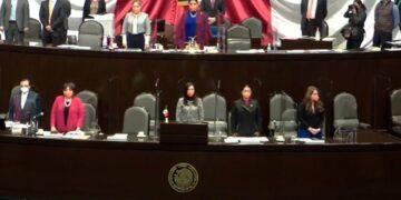 Diputados guardan un minuto de silencio por muerte de Maradona