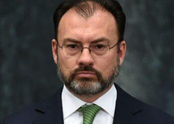 Luis Videgaray, extitular de la SRE