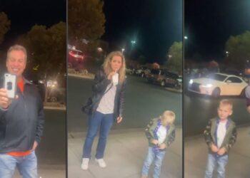 """""""Es mi cuerpo y mi decisión"""": Familia se niega a usar cubrebocas"""