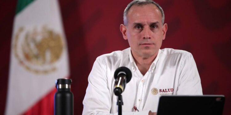 Dirigente del PRD pide prisión para López-Gatell