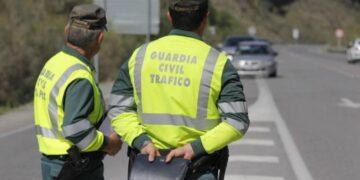 Policía detiene a un conductor alcoholizado
