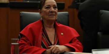 Senadora de Morena promueve producto milagro