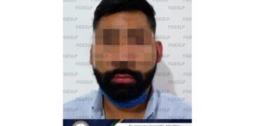 """Omar """"N"""" fue detenido en la carretera de Zacatecas"""