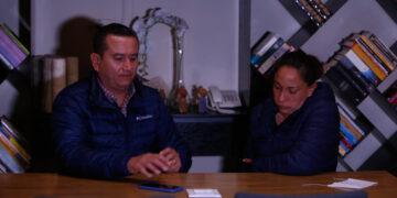 Los padres de familia del menor afectado piden a las autoridades de Guanajuato que se haga justicia