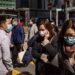 Hong Kong enfrenta una cuarta oleada de contagios por coronavirus