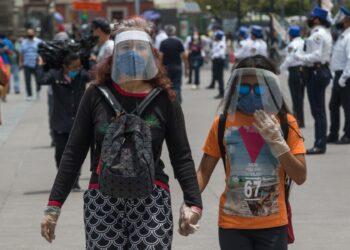 Los mexicanos no creen en la pandemia de coronavirus