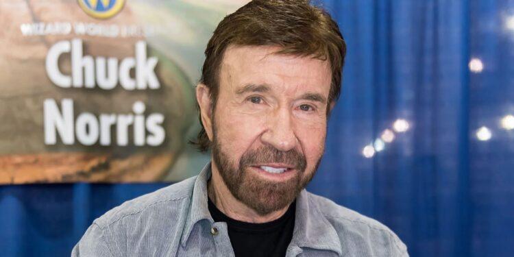 Chuck Norris desmiente haber participado en los disturbios del Capitolio