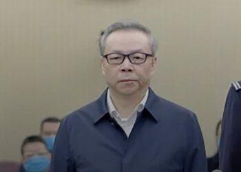 Gobierno de China ejecuta a exfuncionario acusado de corrupción