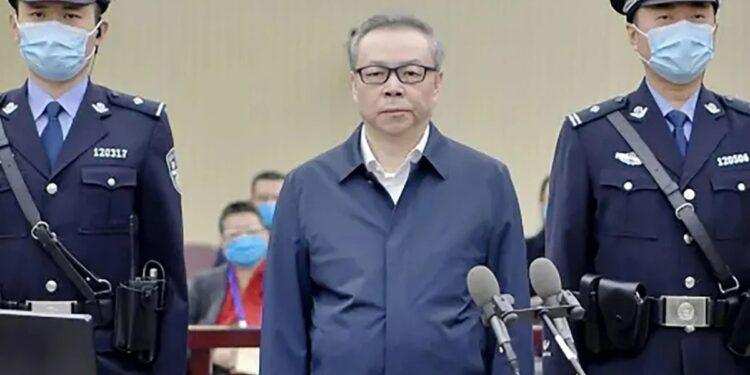 Exdirector de una empresa estatal en China es condenado a muerte tras ser hallado culpable de corrupción