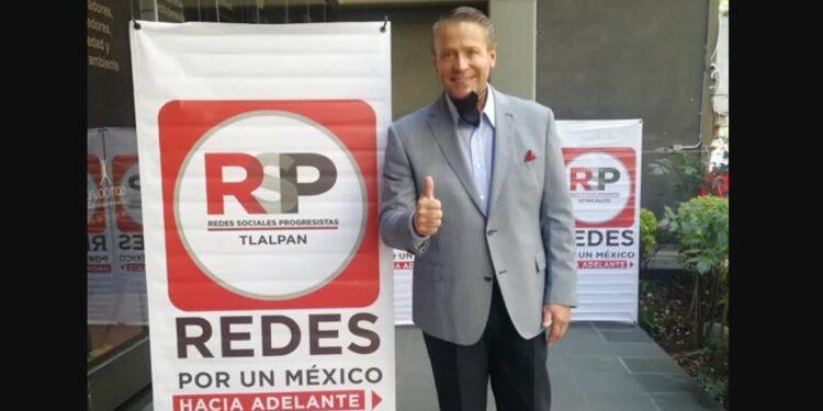 """""""Los actores no somos imbéciles"""", dice Alfredo Adame al buscar su candidatura como diputado federal"""
