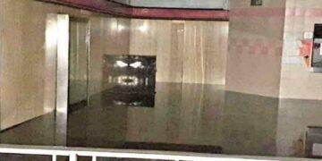 Varias estaciones de la Línea 1 del STC Metro se inundaron de aguas negras