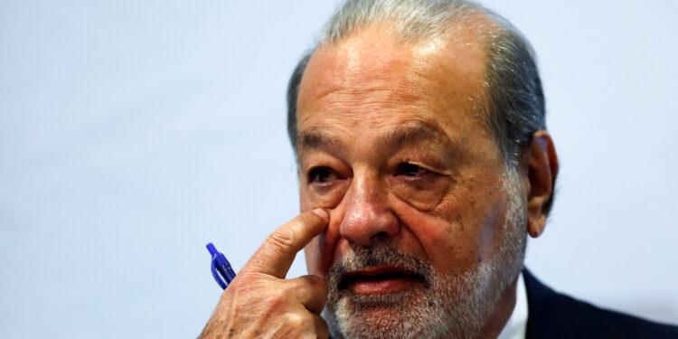 Carlos Slim está contagiado de Covid-19