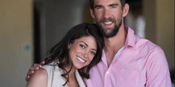 Esposa de Michael Phelps teme perderlo a causa de la depresión