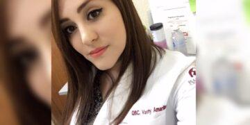 La química bióloga fue sometida a una cesárea para salvar a su bebé de seis meses de gestación