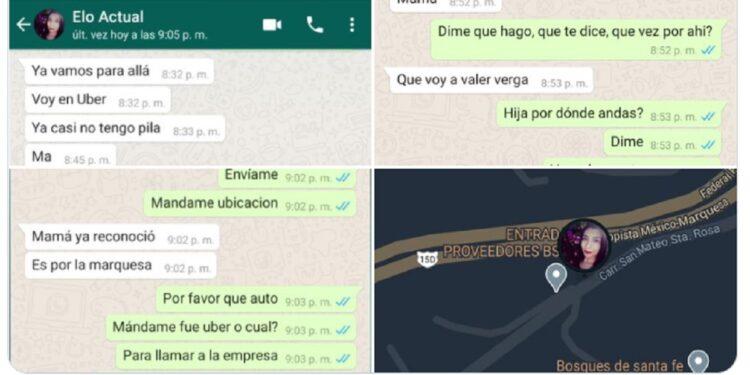 El C5 y el alcalde de Cuajimalpa se comunicaron que el hermano de la víctima de secuestro para apoyarlos