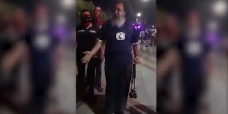 """Después de la cancelación del evento, #LordRSP reclamó que la policía de Aguascalientes """"hace lo que se le da su gana"""""""